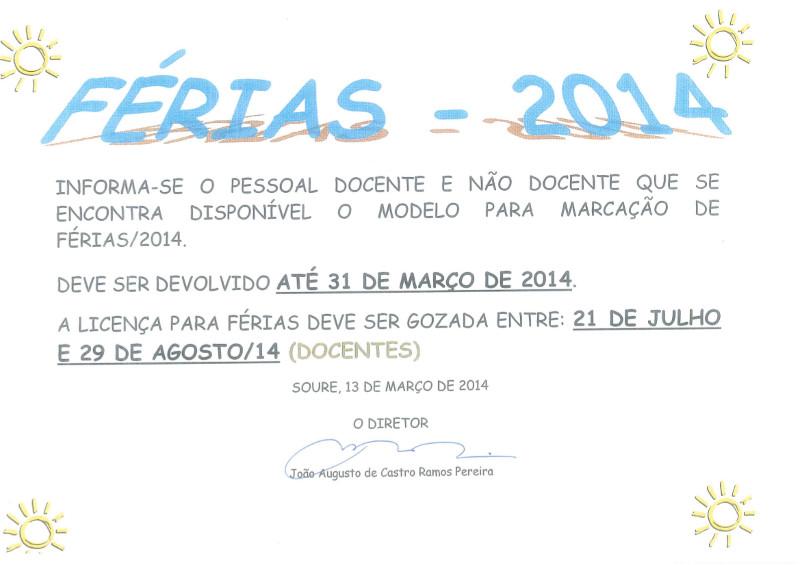 ferias2014