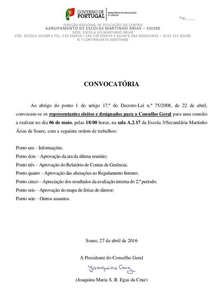 ConvocatóriaCG