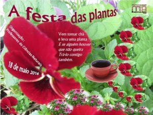 Festa das plantas, 2016