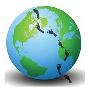Como diminuir a pegada ecológica